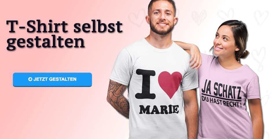 on sale d2eae ec153 T-Shirt selbst gestalten bei Fun-Shirt24