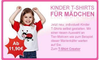 Lustige Kinder T Shirts bedrucken mit Motiv oder Text ab 1 ...